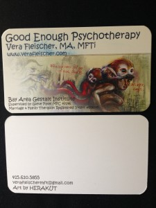 Bizness cards